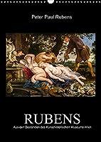 Peter Paul Rubens - Rubens (Wandkalender 2022 DIN A3 hoch): Meisterwerke von Rubens (Monatskalender, 14 Seiten )