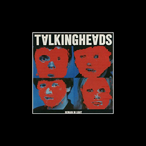 Talking Heads - Remain In Light 1980 Mini Poster - 25x25cm