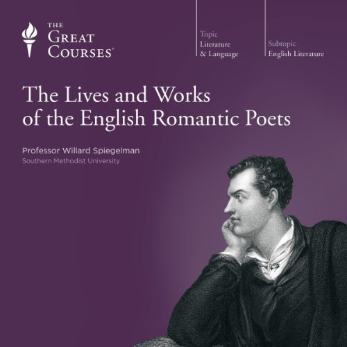 Page de couverture de The Lives and Works of the English Romantic Poets
