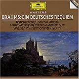Johannes Brahms: Ein deutsches Requiem (Gesamtaufnahme)