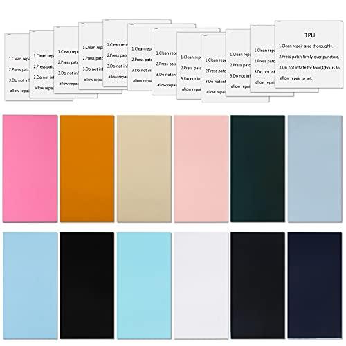 Chudian Selbstklebende Reparatur Patch Aufkleber Kleidung Reparatur Patch Polyester Reparatur Aufkleber wasserdicht transparent Patch für Kleidung Reparatur Patch für wasserdichte Jacke