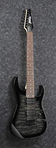 IbanezアイバニーズGIOシリーズ7弦ギターセットGRG7221QA-TKS