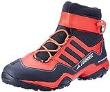 Adidas Terrex Hydro_Lace, Botas de Senderismo para Hombre, Rojo (Roalre/Negbas/Blatiz 000), 42 2/3 EU