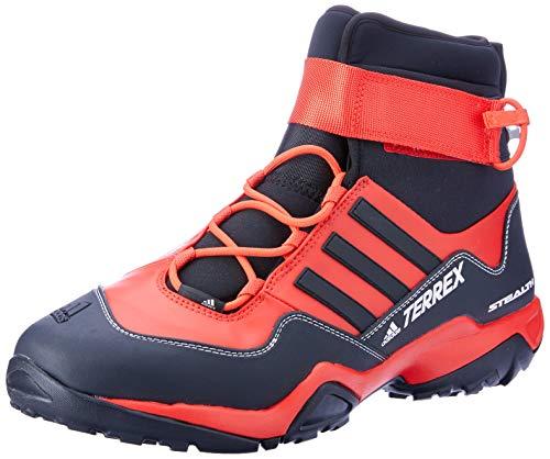 adidas Terrex Hydro_Lace, Chaussures de Randonnée Hautes Homme, Rouge (Roalre/Negbas/Blatiz 000), 36 EU