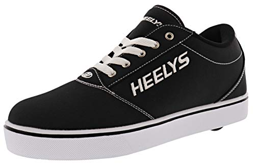 Heelys Kids Footwear Wheeled Heel Shoe, Black