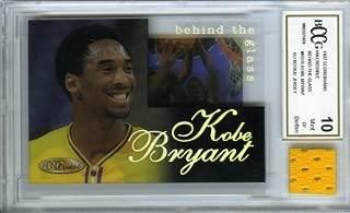 kobe rookie game