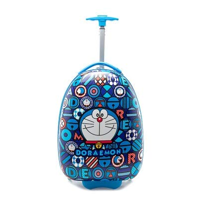 Mdsfe HOT 16 inch Lovely princess cartoon boy trolley case kids travel students travel luggage children anime Eggshell girl suitcase - 16 inch