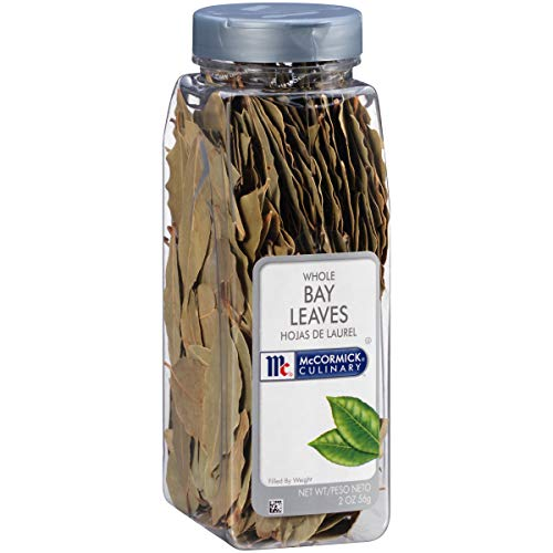 McCormick Culinary Whole Bay Leaves, 2 oz