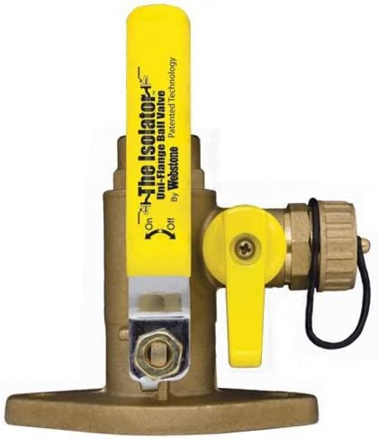 Webstone 50413 Isolation Pump Flange with Choice Pla Max 68% OFF 3 Drain Sweat 4