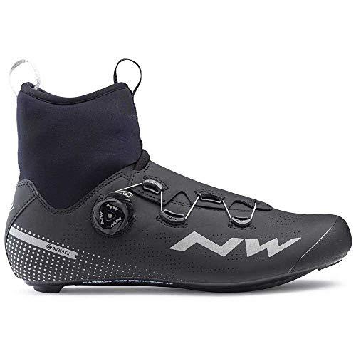Northwave Celsius R GTX Winter Rennrad Fahrrad Schuhe schwarz 2021: Größe: 45