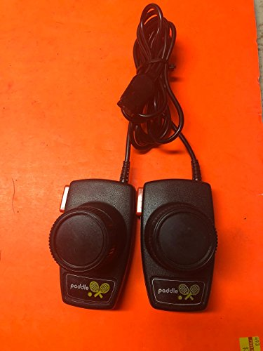 Atari 2600 Paddle Controllers