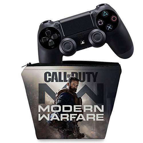 Capa PS4 Controle Case - Call Of Duty Modern Warfare