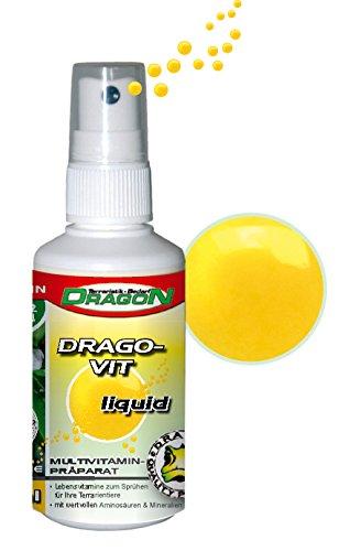 Dragon - DRAGO-VIT Multivitamin liquid ca. 50 ml • Sprühvitamine