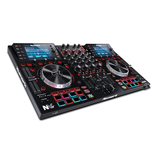 inMusic Europe Limited -  Numark NVII - 4-Deck