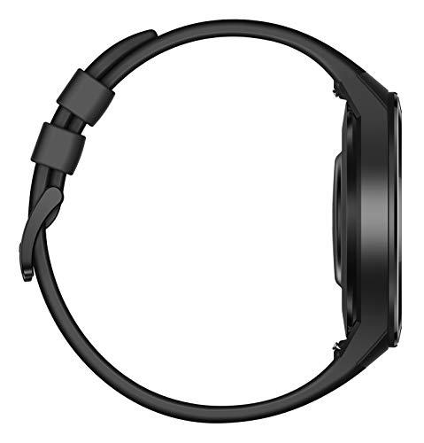 HUAWEI Watch GT 2e Smartwatch (SpO2-Monitoring,Herzfrequenz-Messung,Musik Wiedergabe,GPS,Fitness Tracker,5ATM wasserdicht) graphite black - 5