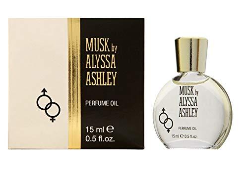 ALYSSA ASHLEY almizcle perfume petróleo 7,5 ml