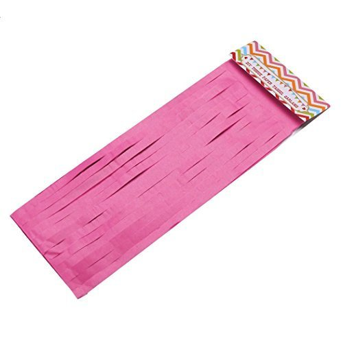 5Pcs Tassels Bunting Tissue Paper Garlands for Wedding Party Decoration