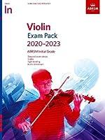 Violin Exam Pack 2020-2023, Initial Grade: Score & Part, with audio (ABRSM Exam Pieces)