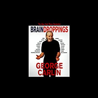 Brain Droppings audiobook cover art