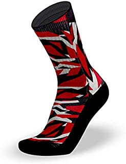 LITHE, Calcetines M90 Red Socks