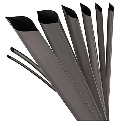 Guaina termoretraibile 3:1 con adesivo nero diversi Diametri e Lunghezze di ISOLATECH qui: Ø20mm-1m