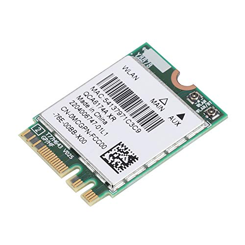 Tarjeta de Red Bluetooth 4.1 2.4G / 5G de Alta Velocidad portátil para computadora