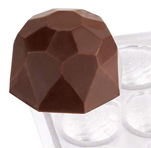 Contacto Bander - Stampo per cioccolatini e praline a forma di diamante