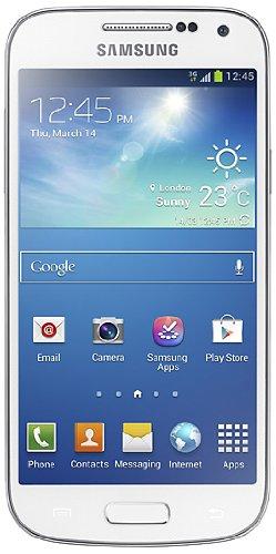 Samsung GT-I9195ZWAITV Galaxy S4 Mini, Bianco