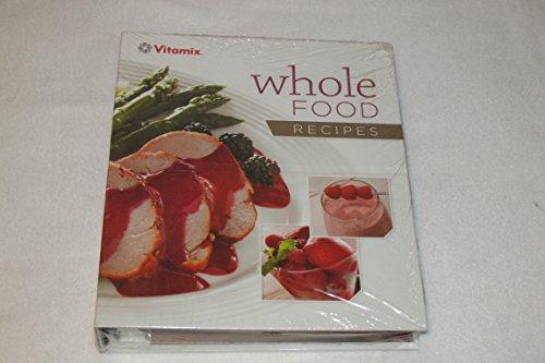 Price comparison product image Vitamix Whole Food Recipes