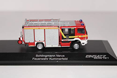 Rietze 72906 - Schlingmann Varus HLF Feuerwehr Kummerfeld - 1:87 - Einsatzserie