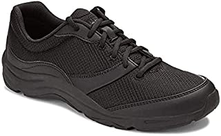 Vionic Women's Action Kona Lace-up Walking Fitness Shoes - Ladies Sneakers with Concealed Orthotic Arch Support
