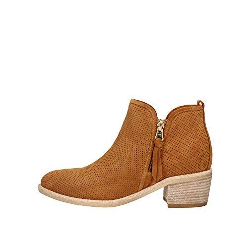 NERO GIARDINI scarpe donna stivaletti E010332D/326 taglia 38 Tabacco