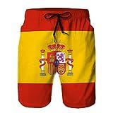LJKHas232 186 Conjunto de pantalón Corto de Playa para Hombre Swim Trunks Beach Set M