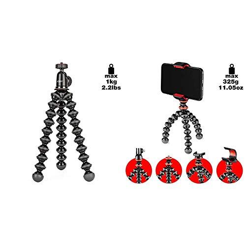 Joby Gorillapod 1k kit (JB01503-BWW) + Joby GorillaPod Starter Kit (JB01571-BWW)