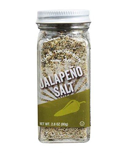 Olde Thompson Jalepeno Salt Seasoning, 2.8 oz