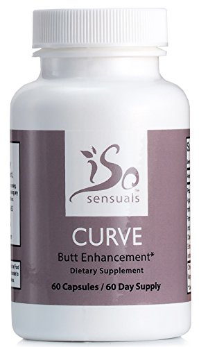 IsoSensuals Curve Butt Enhancement Pills (60 Day Supply)