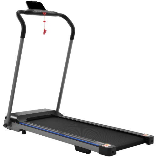 Cheapest Price! Merax Electric Folding Treadmill Motorized Walking and Jogging Fitness Machine for H...