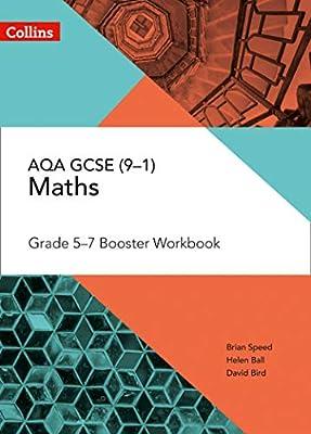 AQA GCSE Maths Grade 5-7 Workbook (Collins GCSE Maths) by Collins