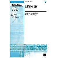アルフレッド00-23466冬の日 - ミュージックブック