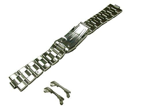 『〔セイコー〕SEIKO 時計バンド 20mm ステンレスブレス バンド(ベルト) 海外モデル SND255, SND253 メンズ 4997JG』の2枚目の画像
