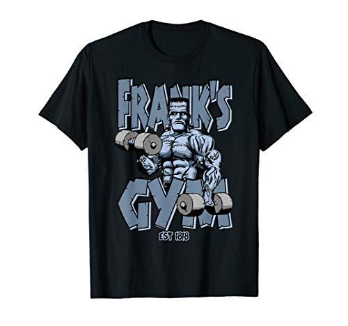 Frankenstein Gym Funny Bodybuilding…