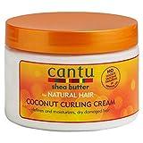 Cantu Shea Butter Coconut Curling Cream, 12 Ounce by Cantu