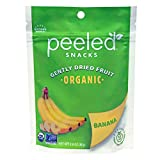 HEALTHY SNACKS TO FIT YOUR LIFE – Feel good about snacking, wherever life takes you. Whether you're on an adventure or just at home, Peeled Snacks Organic Dried Bananas are always USDA Organic, Gluten Free, Vegan, and Non-GMO Project Verified. BURSTI...