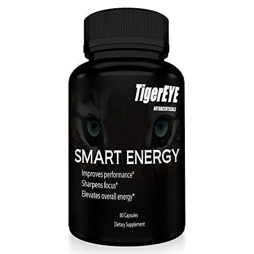 41KBLF7MRSL. SS500  - Smart Energy: New Caffeine with L-Theanine for Powerful Energy, Focus & Clarity- #1 Ranked Cognitive Performance Stack…