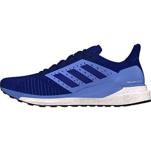 adidas Solar Glide St W, Zapatillas de Trail Running para Mujer, Multicolor (Tinmis/Lilrea 000), 44 EU