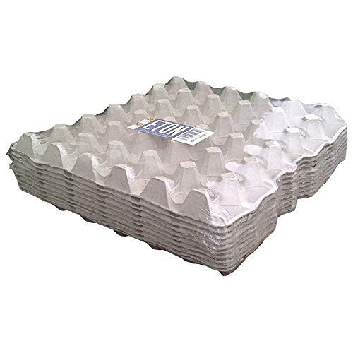 Eton - Cajas para huevos gris Talla única
