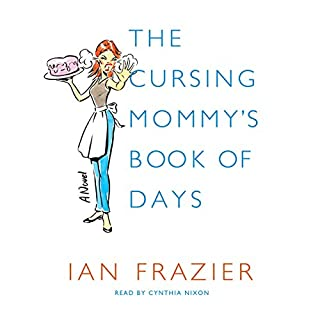 The Cursing Mommy's Book of Days audiobook cover art