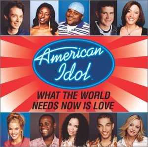 Audio CD What World Needs Now Is Love Book