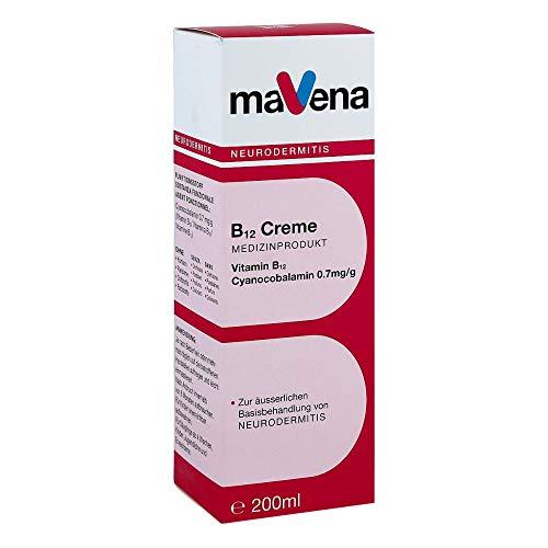 Mavena B12 Creme, 200 ml Creme