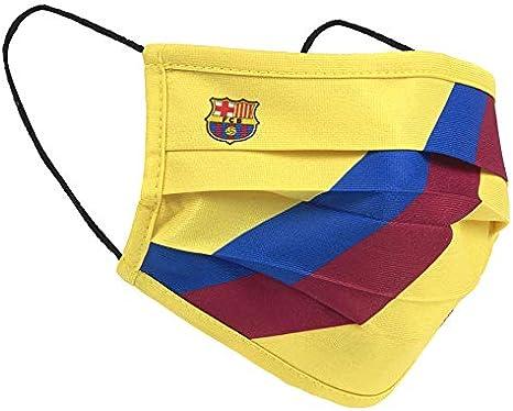 FC Barcelona Mascarilla Oficial Vintage
